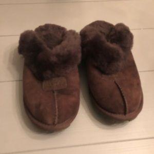 Ugg slipper shoe